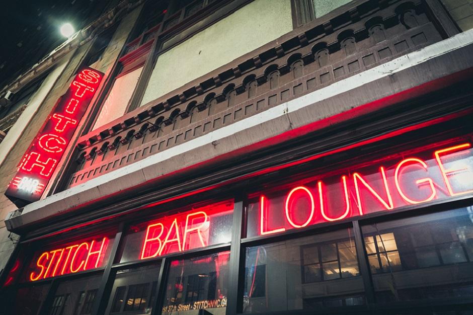 Stitch Bar & Lounge, New York, NY @ Stitch Bar & Lounge NYC